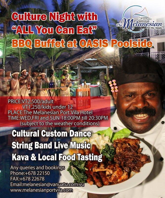 The Melanesian Feast Vanuatu