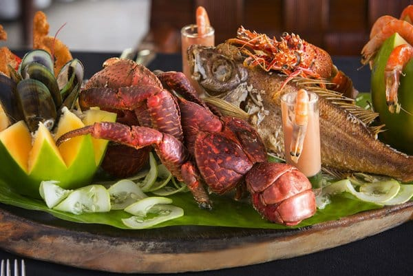WG Seafood Platter