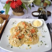 Seafood Ravioli – Francesca's