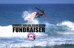 vanuatu surfing association