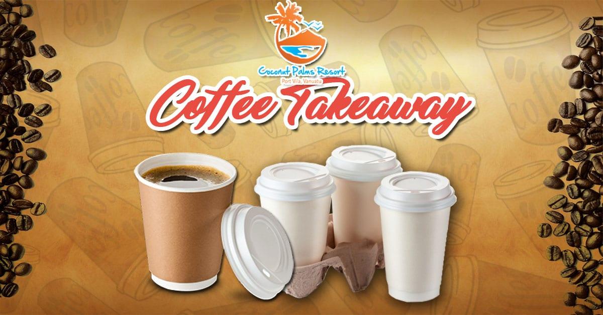 coffee takeaway