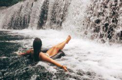 Rarru Rentapao Waterfall