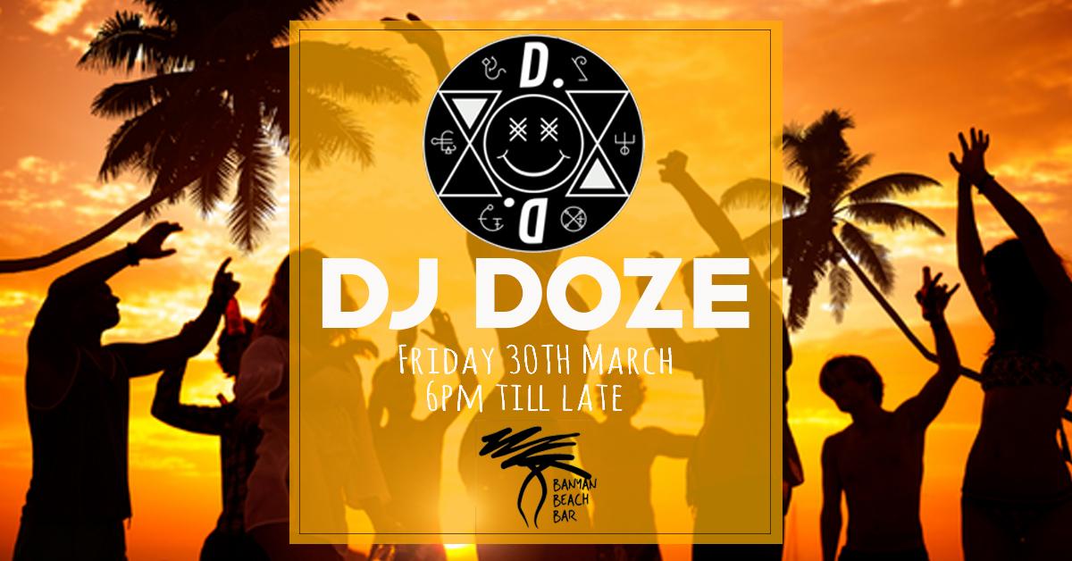 Banyan DJ DoZe Banner