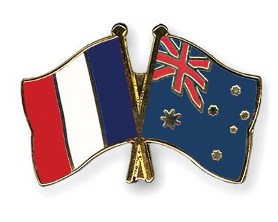 Flag-Pins-France-Australia