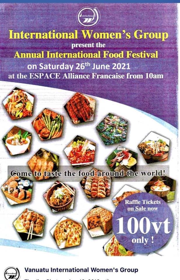 International-Women-food-festival