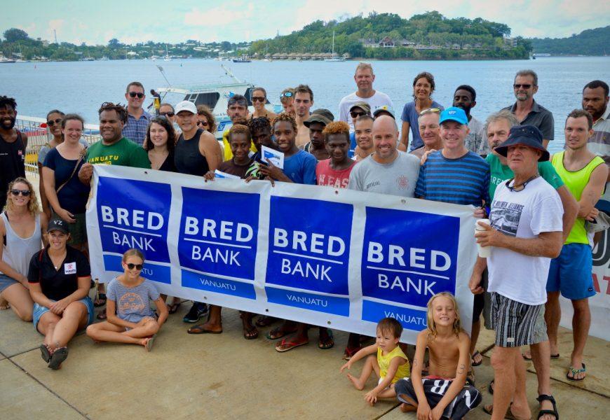 Bred Bank 1 & 2km Open Water Swim 1