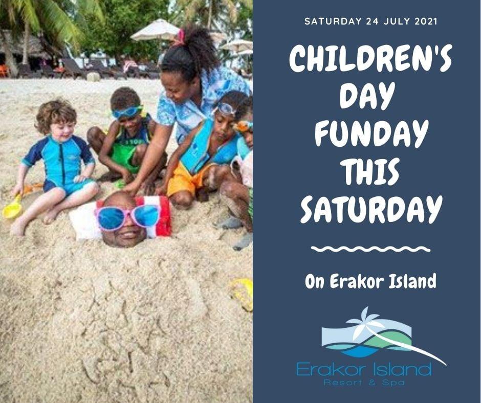 Children's Day - Erakor Island Resort and Spa 3