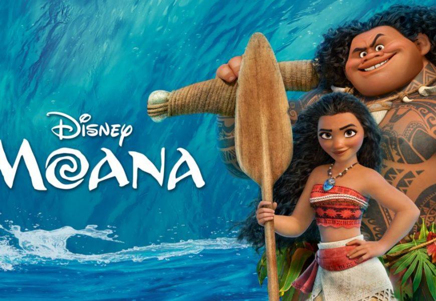 Family Movie Night: Moana - Messy Haos 1