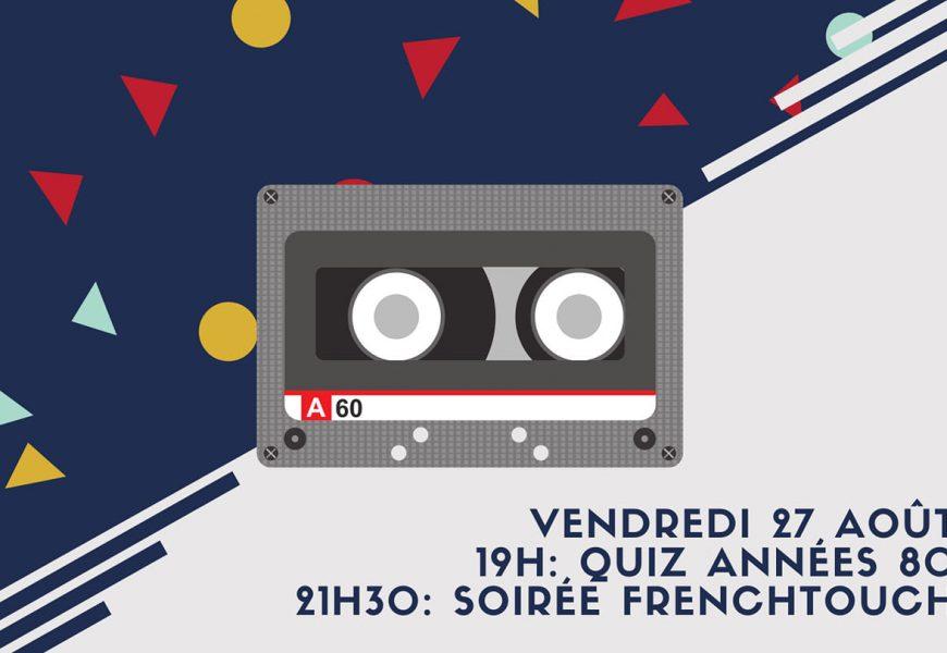 Quiz Années 80 & Soirée FrenchTouch - Alliance française de Port-Vila 1