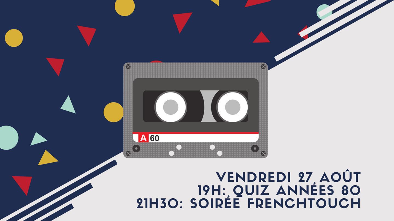 Quiz Années 80 & Soirée FrenchTouch - Alliance française de Port-Vila 2