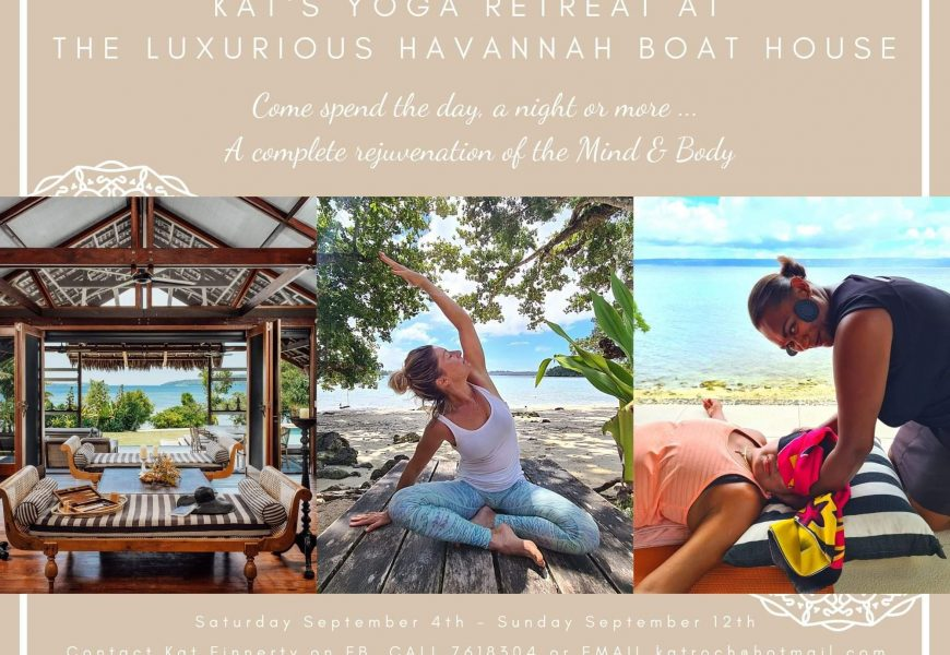 Kat's Yoga Retreat - Havannah Boat House 1
