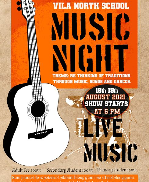 Vila North School Music Nite show 1